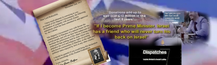 We Really Need to Talk – about Israel's Influence in BritishPolitics