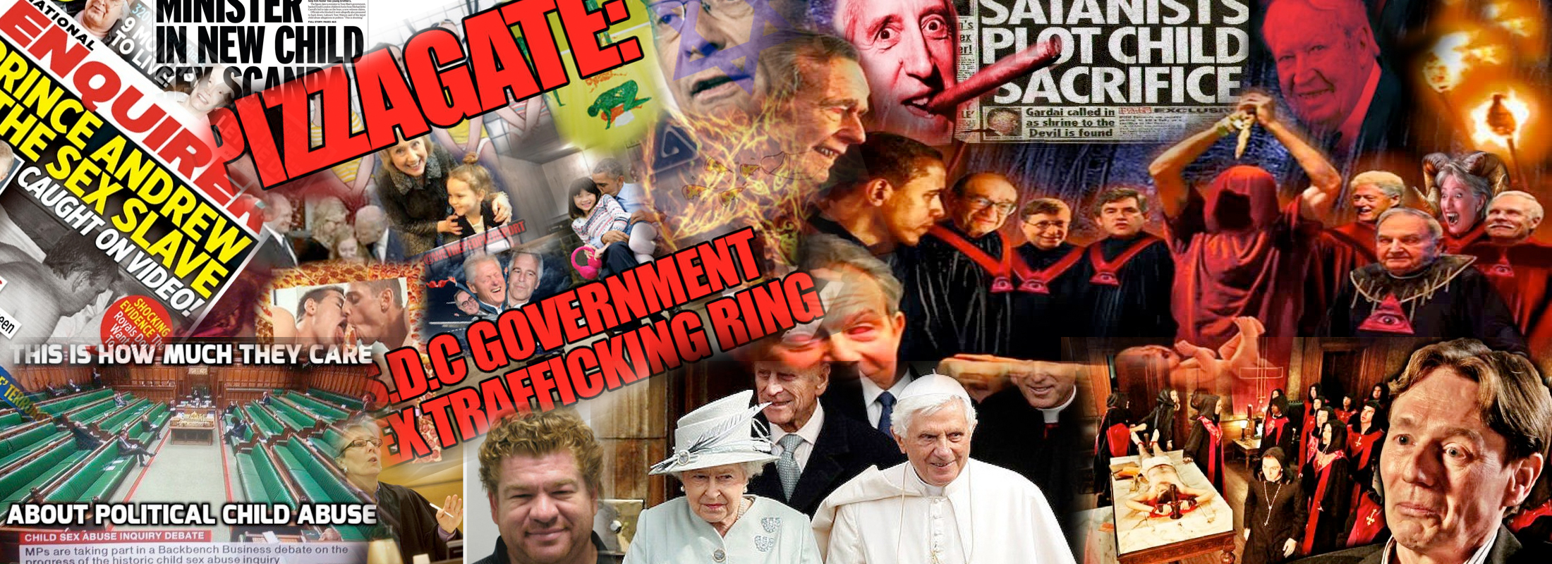 Paedophilia – Reward and Punishment in a Degenerate World