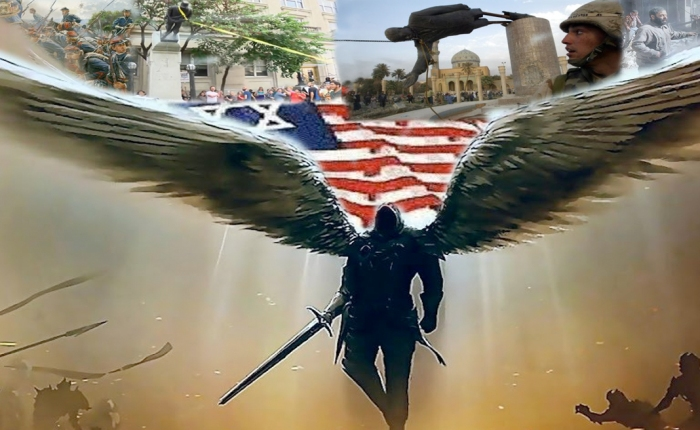 Decline and Fall of the American Empire and the Coming ofAge?